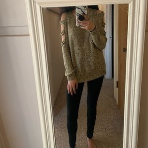 Cute sweater for spring!